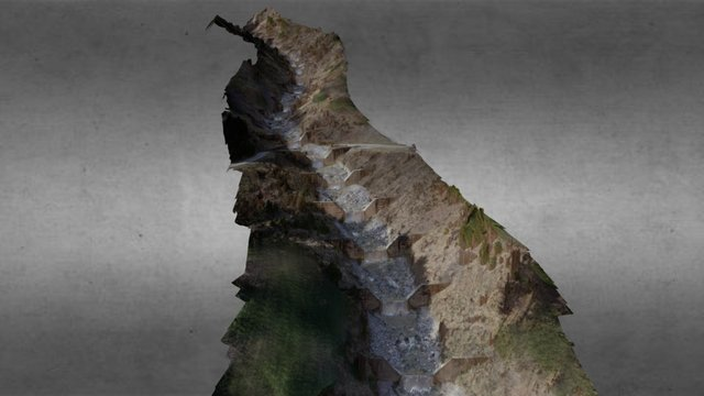 Steinibach, Dallenwil NW 3D Model