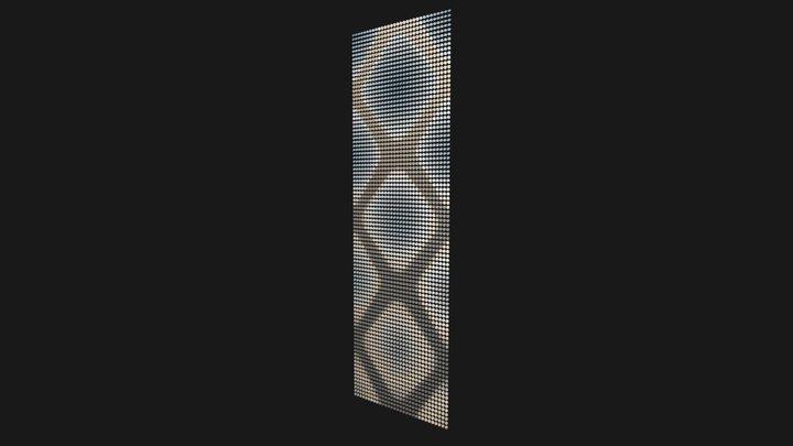Ombrae Geometric 3D Model