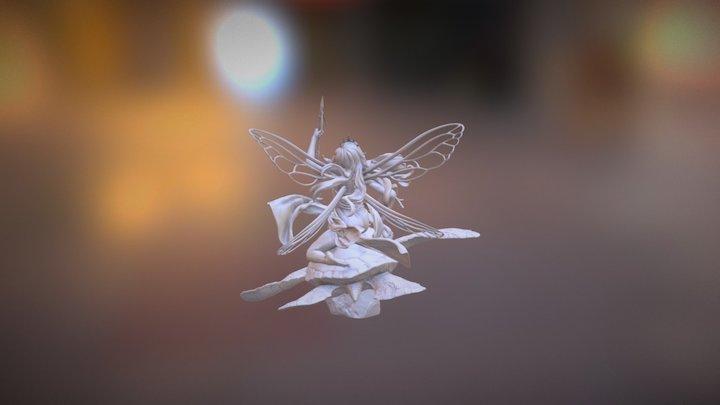 Titania 3D Model