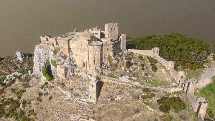 Castle of Loarre 3D Model