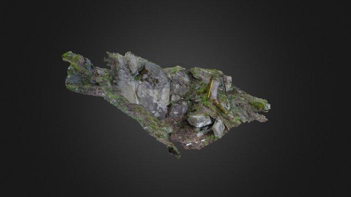 Kaali IV outcrop, Estonia 3D Model