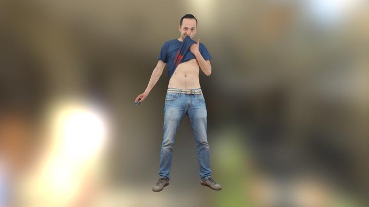 Go Home You're Drunk 3D Model
