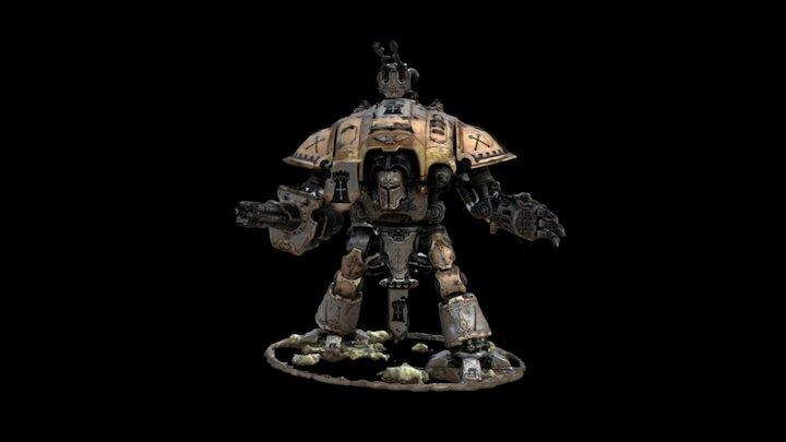 Imperial Knight 3D Model