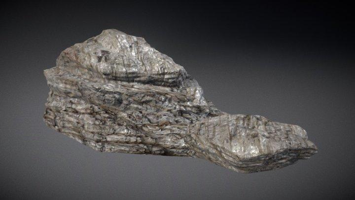 Big rock 3D Model