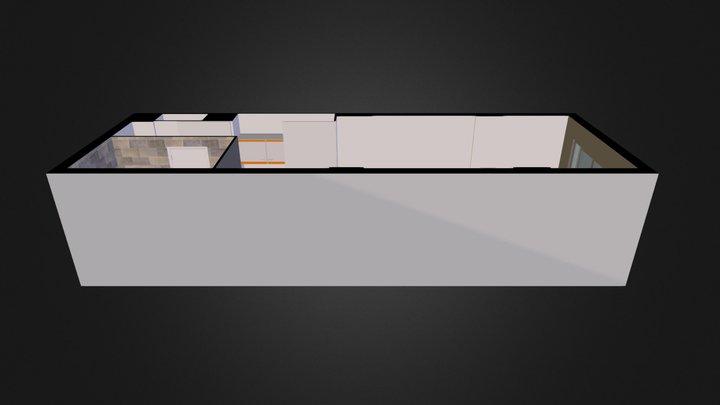 asas 3D Model