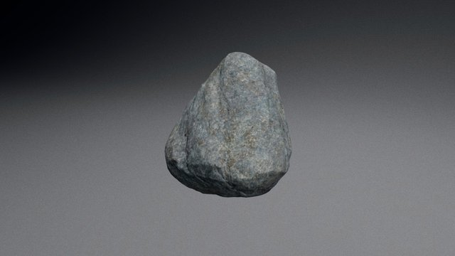 another rock 3D Model