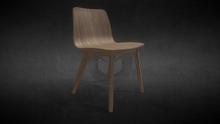 Chair - MORPH by Zeitraum - REPLICA 3D Model