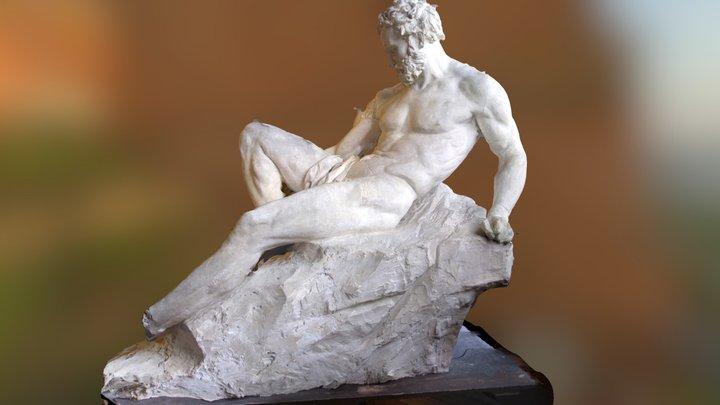 Rerun of Prometheus Bound by Brian Newnan 3D Model