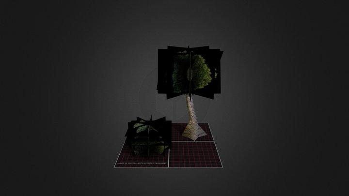 Foliage Jonas Smeets DAE12 3D Model