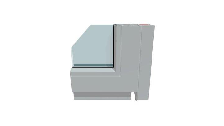 Finestra sezione 3D Model