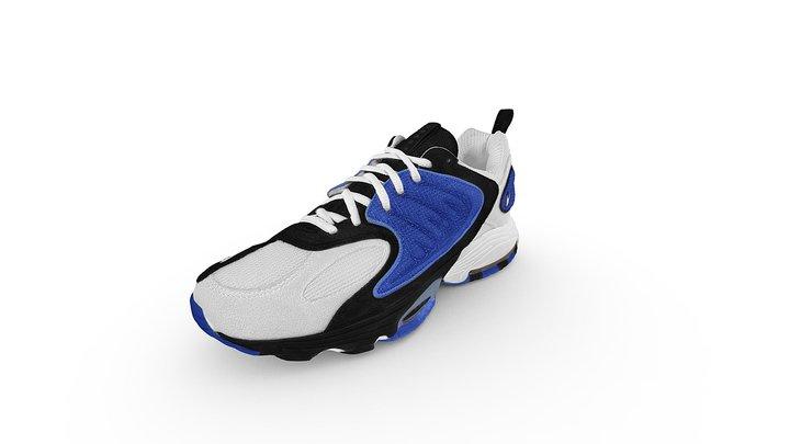 Shoe 91 - 1999 - Air Zoom Citizen - 15110 3D Model