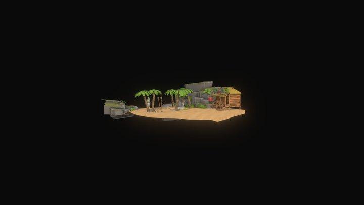 isla 3D Model