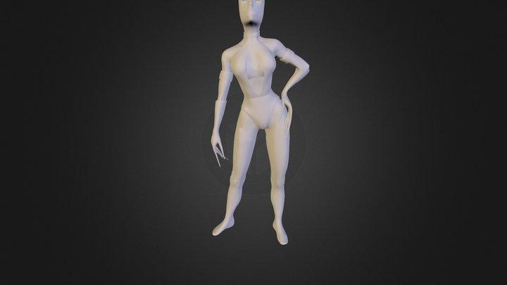 111111111111 3D Model