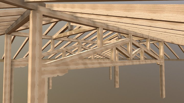 casa avila 3D Model