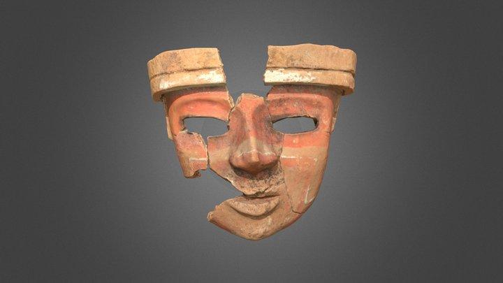 Mask- animation 3D Model