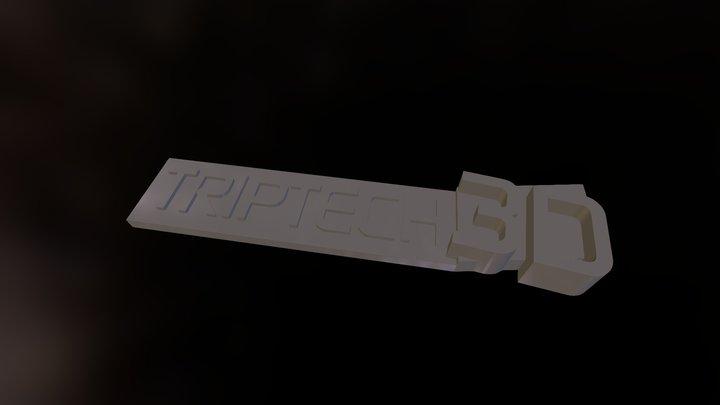 T R I P T E C H3 D V01 3D Model