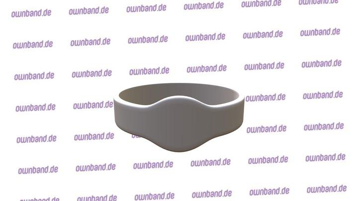ownband shape 3D 3D Model