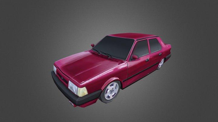 DOGAN SLX 3D Model