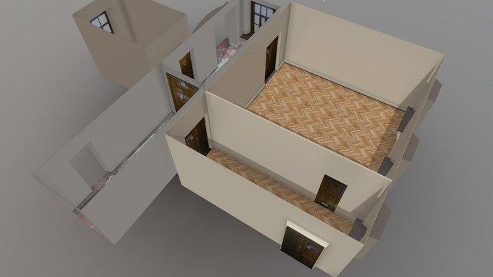 Сabinet and Photostudy 3D Model