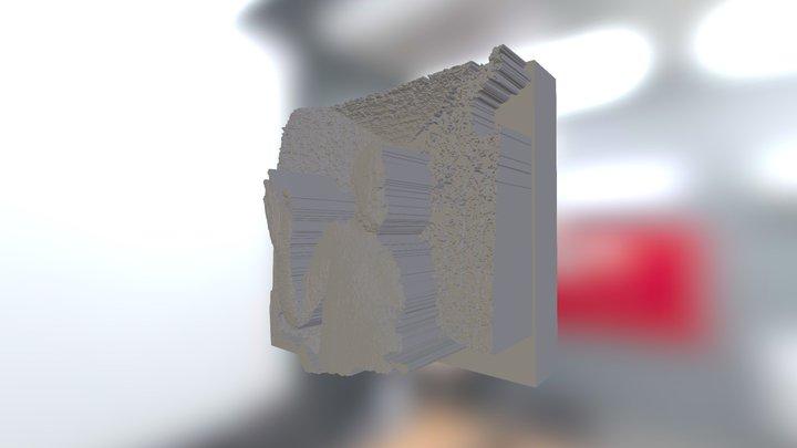 Terrain 002 3D Model