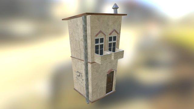 Palace 02 3D Model