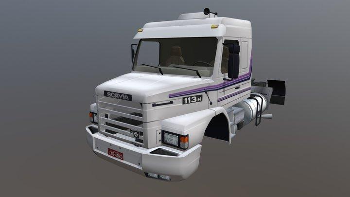 113h 3D Model