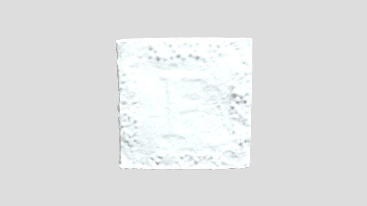 F Book Model for 3D Printing 3D Model