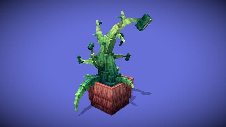 Venomous Tentacula 3D Model