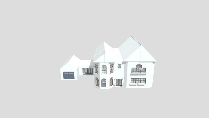 Dream House 3D Model