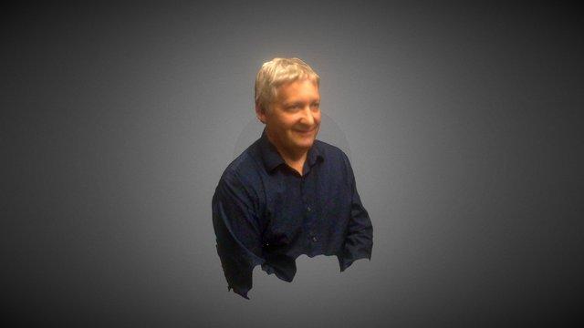 Gilbert Sonet 3D Model