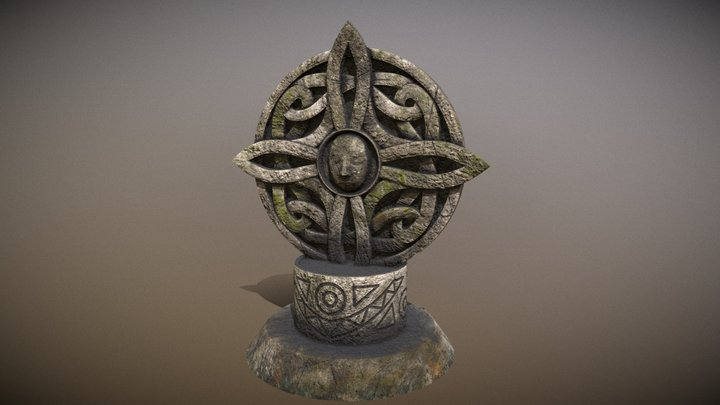 Shrine of Mara 3D Model