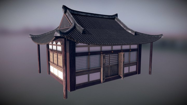 China HOUSE beta 3D Model