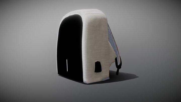 Anti-Thief Bag 3D Model