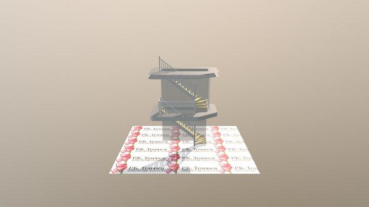 W620 3D Model
