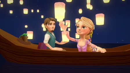 Happy Birthday Rapunzel! (from Disney's Tangled) 3D Model