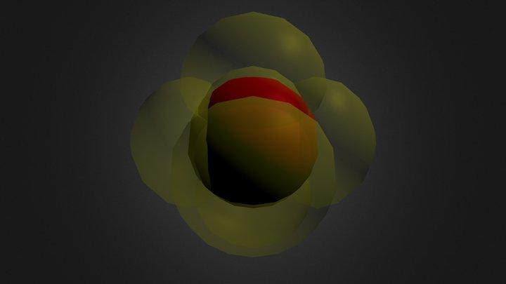 E2 3D Model