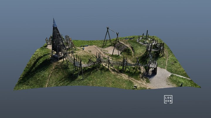 Point Cloud Playground - Photogrammetry Scan 3D Model