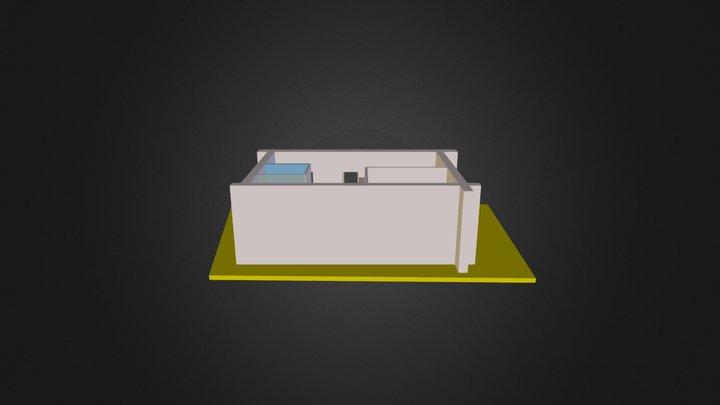 888888888888 3D Model