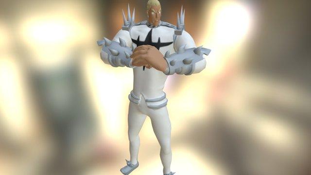 Gamagori Ira 3D Model