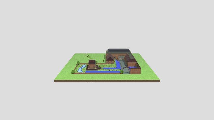 La Fonderie juillet 2021 - 6 3D Model