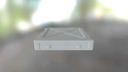 400rndholder High-poly - WIP 3D Model
