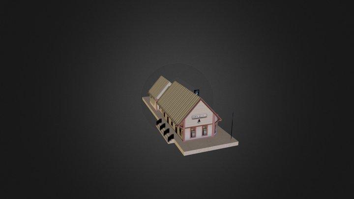 Documents 3D Model