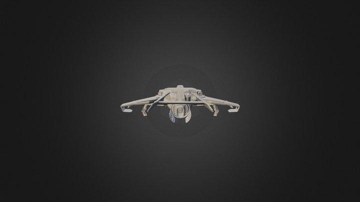 ANVIL: Stealth Hornet F7CS2 3D Model