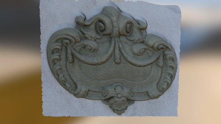 Stuccowork 3D Model