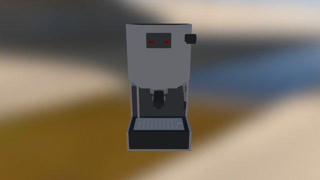 Gaggia Classic 3D Model