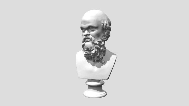 Socrates 3D Model