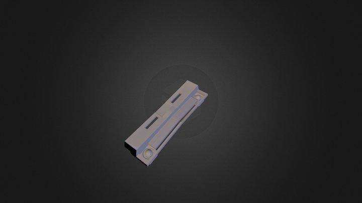 Bumper 3D Model