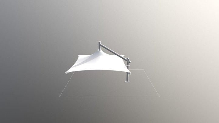 S05 - Pteromys 3D Model