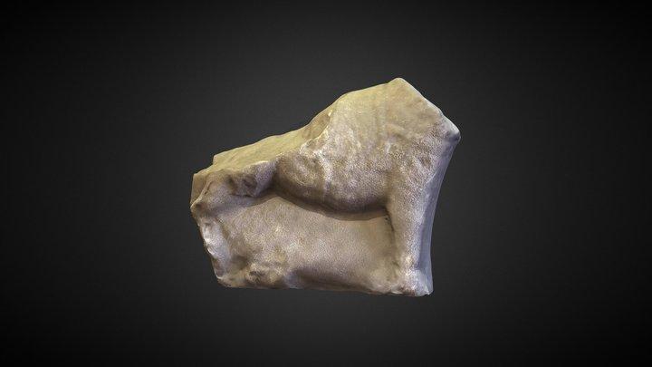 Caballo en bulto redondo (Begastri, Cehegín) 3D Model