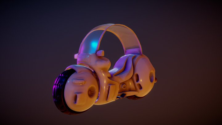 Day 30 - Vehicle 3D Model